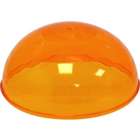 CABOCHON ORANGE ELLIPSE 16933 SODISE-16937