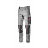 PANTALON STRETCH DIADORA GRIS- 170058750470