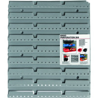 PANNEAU PLASTIQUE SUPPORT BOITES A BEC ECOBOX 350X385X20MM SODISE-17726