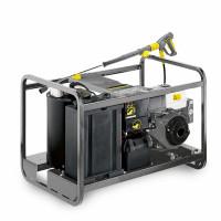 Nettoyeur haute pression thermique KARCHER HDS 1000 De 900 l/h 200 bars - 18119430