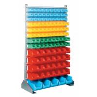 Support fixe avec 113 bacs à bec SORI -455900