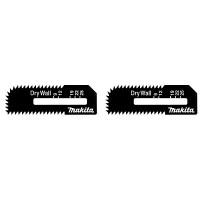 Lames plaque de plâtre pour DSD180 Makita Long 55 mm -B-49703