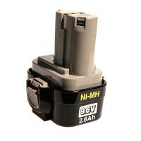 Batterie Ni-Mh 9,6V / 2.6 A-1930993