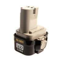 Batterie Ni-Mh 9,6V / 3 A-1930587