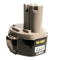 Batterie Ni-Mh 14,4V / 2.6 A-1931012