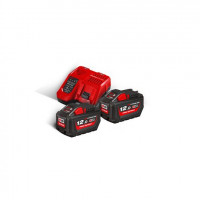 Pack Energie M18 12 Ah MILWAUKEE M18 NRG 1202 - 4933464261