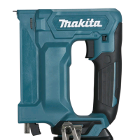 Agrafeuse 10,8 V Li-Ion 2 Ah CXT 7 / 10 mm ( machine seule ) MAKITA-ST113DZ