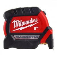 Mètre ruban 5M Premium Magnétique Gen 3 MILWAUKEE ACCESSOIRES - 4932464599
