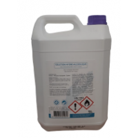 SOLUTION HYDROALCOOLIQUE 5L - 11255