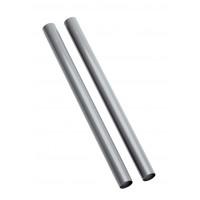 Tube Sidamo Ø 32 mm, longueur 2 x 500 mm aluminium pour aspirateur DC 25 / 25 S / 35 iS - 20498440