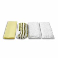 Set de nettoyage pour la salle de bain pour nettoyeur vapeur KARCHER - 2.863-171.0