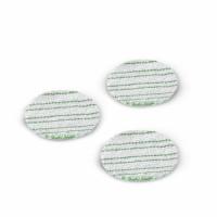 3 patins lustrants pour la cireuse FP 303 KARCHER - 2.863-197.0