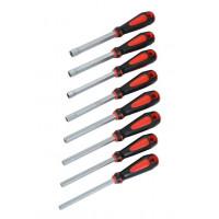 Jeu de 8 clés à tube emmanchées de 6 à 13 mm SAM OUTILLAGE - 291TRJ8