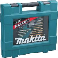Coffret ensemble accessoires 104 pièces MACCESS MAKITA -D-31778