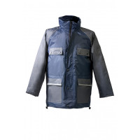 Parka 100% polyamide enduction PVC ALL MER - BORAXXL