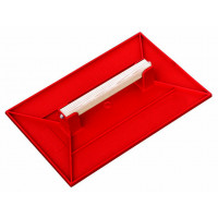 TALOCHE PS 34x23CM RECTANGLE ROUGE SOFOP TALIAPLAST - 300704