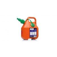 HUSQVARNA-bidon d'essence avec bec verseur anti-refoulement 6 litres- 505698001