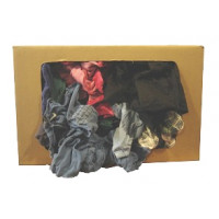 Chiffons de couleur-10 Kg-350101