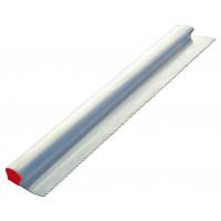 Règle aluminium forme H crantée Longueur 1.20 m SOFOP TALIAPLAST- 380606