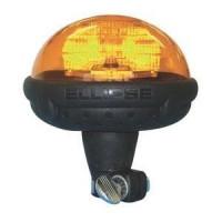 Gyrophare Ellipse S/TIGE 12V/24V - 16933