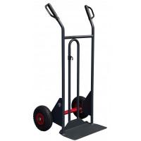 Diable à poignées à garde roues gonflées - DBA 350 kg FIMM - 810300121