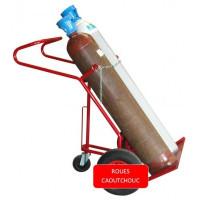Diable porte bouteilles avec béquille escamotable 250 kg FIMM - 810007876