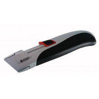 CUTTER LAME TRAPEZE AUTORETRACTABLE DOUBLE SECURITE SOFOP TALIAPLAST - 401361