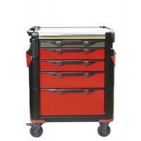 Servante grand volume série 41 - nouvelle génération - 5 tiroirs SAM OUTILLAGE-415HZ
