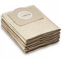 Sachet filtre papier pour aspirateurs eau et poussières KARCHER A2001 ( Paquet de 10 piéces) - 6.904-051.0