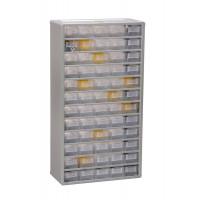 Casiers SORI équipés de 60 tiroirs + 30 séparateurs 300x135x560 - 465530