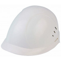 "CASQUE LEGER ""ORYON"" ABS BLANC SOFOP TALIAPLAST - 566001"