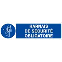 HARNAIS DE SECURITE OBLIGATOIRE 200x52mm SOFOP TALIAPLAST - 620515