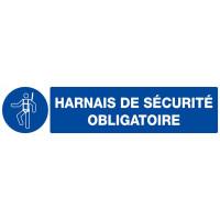 HARNAIS DE SECURITE OBLIGATOIRE 330x75mm SOFOP TALIAPLAST - 625515