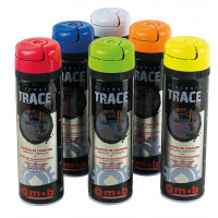 BOMBE TRACAGE TRACE 500ML ROUGE MOB - 6264500201