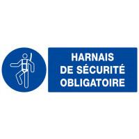 HARNAIS DE SECURITE OBLIGATOIRE 330x120mm SOFOP TALIAPLAST - 626515