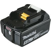Batterie MAKITA Makstar Li-Ion 18V / 5 Ah - BL1850B (témoin de charge intégré) - 632F151