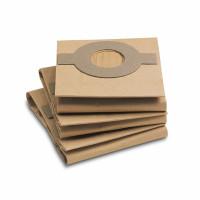 3 sac filtrants papier de rechange pour l'aspiro-cireuse FP 303- 6.904-128.0