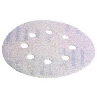 Lot de 10 disques abrasifs Ø 125 mm auto-agrippant 8 trous Grain 60 (multimatériaux)MAKITA-P-33358
