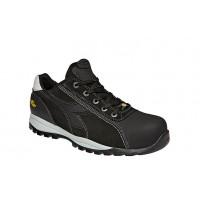 Chaussures de sécurité basse noirs S3 SRA HRO ESD Glove Tech Low Pro DIADORA-1735288001300