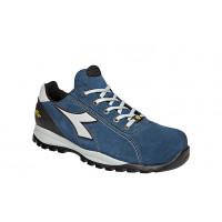 Chaussures de sécurité DIADORA basse Bleu Cosmos S3 SRA HRO ESD Glove Tech Low DIADORA-173529600140