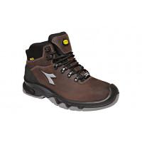 Chaussures de sécurité DIADORA Haute Terre brune S3 SRC WR ALO II HIGH DIADORA-173539300400
