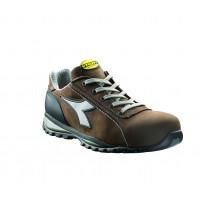 Chaussure de sécurité basse DIADORA Glove S3 HRO Marron foncé -17023530008-38