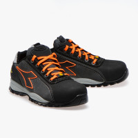 Chaussures de sécurité basse ASPHALT/ORANGE  S3 SRA HRO ESD Glove Tech Low Pro DIADORA-173528C83210