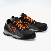 Chaussures de sécurité DIADORA basse ASPHALT/ORANGE S1P SRA HRO ESD Glove Tech Low PRO DIADORA-173657C83210