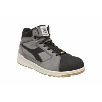 Chaussure de sécurité haute DIADORA D-JUMP HI PRO S3 SRC ESD gris / Noir - 172026C68450
