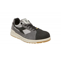 Chaussure de sécurité basse DIADORA D-JUMP LOW PRO S1P SRC ESD Gris / Noir - 172037C68450