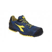 Chaussure de sécurité basse textile DIADORA Beat II S3 Bleu Marine Foncé -17529960053