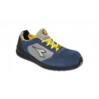Chaussure de sécurité basse DIADORA D-FORMULA LOW S1P SRC ESD NOIR - 17552560078