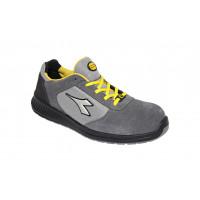 Chaussure de sécurité basse DIADORA D-FORMULA LOW S1P SRC ESD GRIS CHATEAU - 17552575068