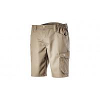 Bermuda de travail POLY avec poches Beige DIADORA - 161758250700